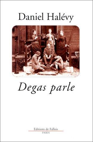 Download Degas parle
