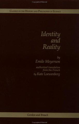 Download Identity & reality
