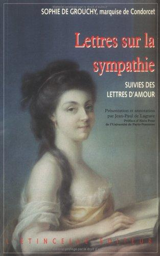 Download Lettres sur la sympathie