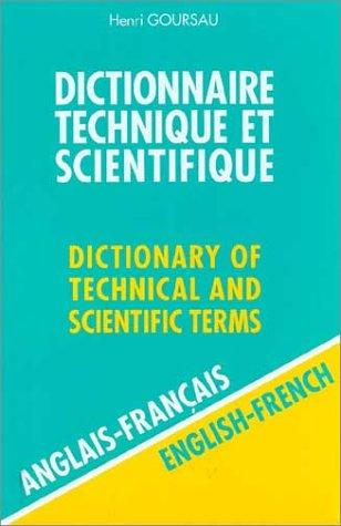 Download Dictionnaire Technique Et Scientifique