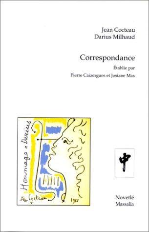 Download Correspondance