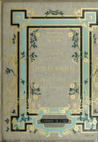 Cover of: The book of fortune | Jehan Cousin