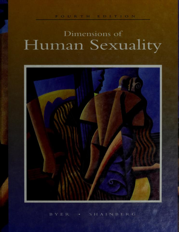 Dimensions of human sexuality by Curtis O. Byer
