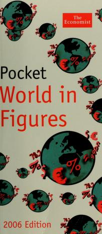 Cover of: The Economist pocket world in figures  