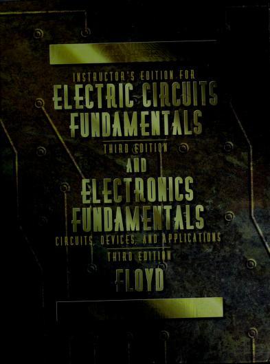 Electronic Fundamentals by Thomas L. Floyd