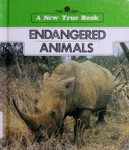 Cover of: Endangered animals   Lynn M. Stone