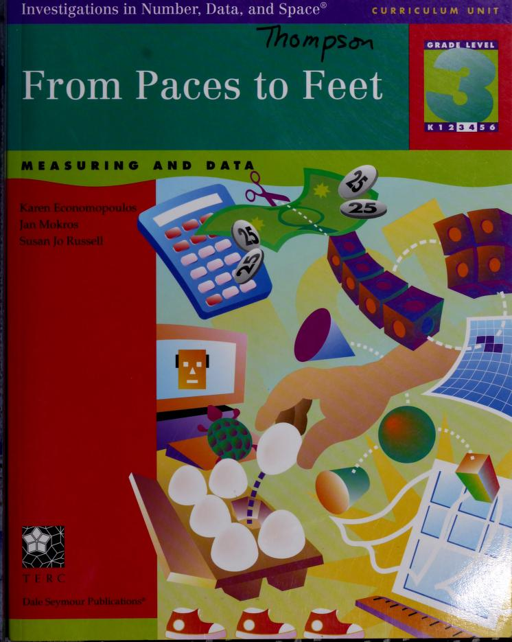 From Paces to Feet by Karen Economopoulos
