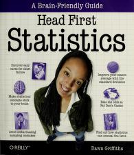 Cover of: Head First Statistics |