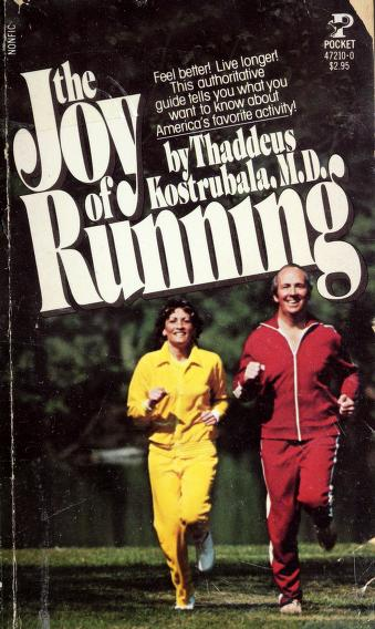 Cover of: Joy of Running |