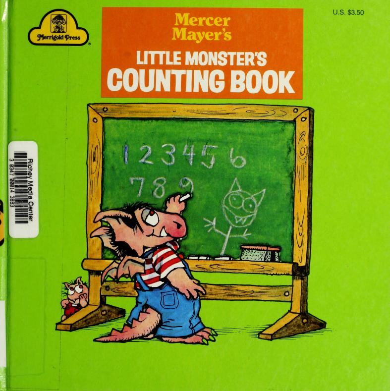 L.M. Counting Book-Merrigold by Golden Books