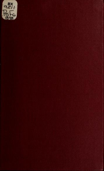 Memorial Day, May 30, 1898 by Philadelphia. First Presbyterian Church.
