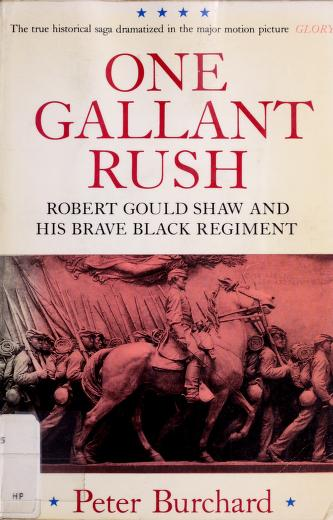 Cover of: One Gallant Rush | Peter Burchard