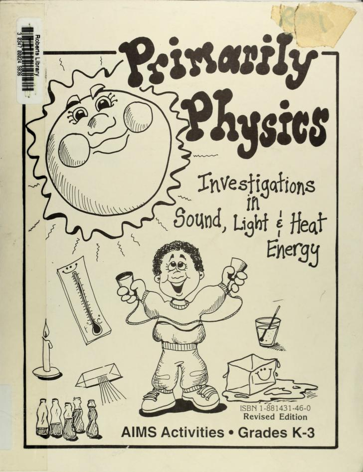 Primarily physics by Evalyn Hoover