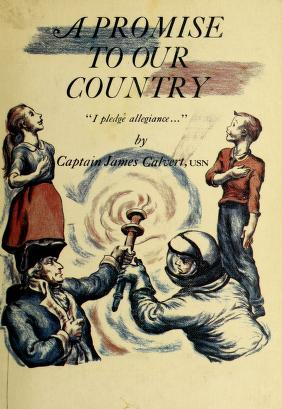 Cover of: A promise to our country | James Calvert