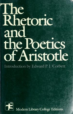 Cover of: Rhetoric   Aristotle