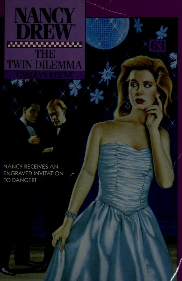 The TWIN DILEMMA (NANCY DREW 63) by Carolyn Keene