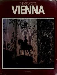 Cover of: Vienna | David Pryce-Jones