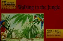 Cover of: Walking in the jungle | Peter Sloan