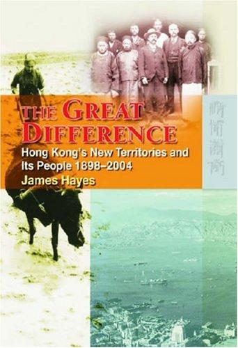 The Great Difference by James Hayes