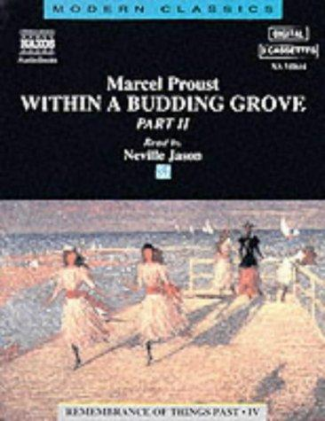 Within a Budding Grove (Remembrance of Things Past, 4) by Marcel Proust
