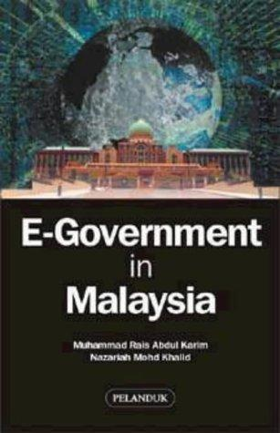 E-Government in Malaysia by Muhammad.