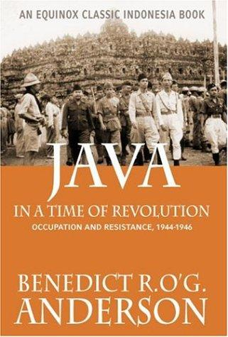 Java in a Time of Revolution