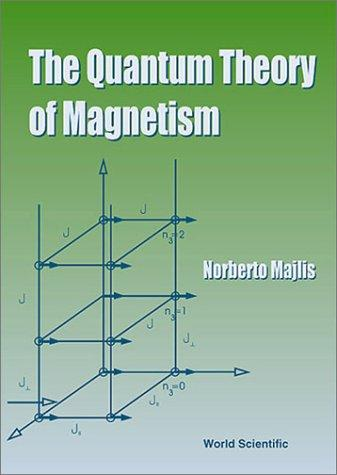 The quantum theory of magnetism by Norberto Majlis