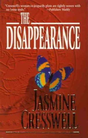 The Disappearance by Jasmine Cresswell