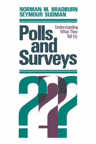 Polls & surveys by Norman M. Bradburn