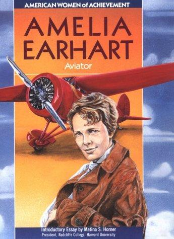 Amelia Earhart by Nancy Shore