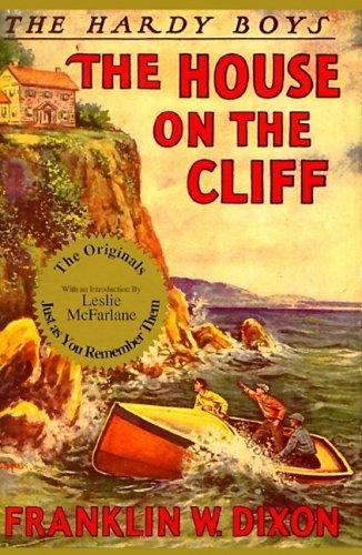Hardy Boys 02 - The house on the cliff by Franklin W. Dixon