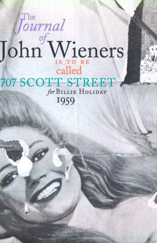 Image 0 of 707 Scott Street: The Journal of John Wieners (Sun & Moon Classics)
