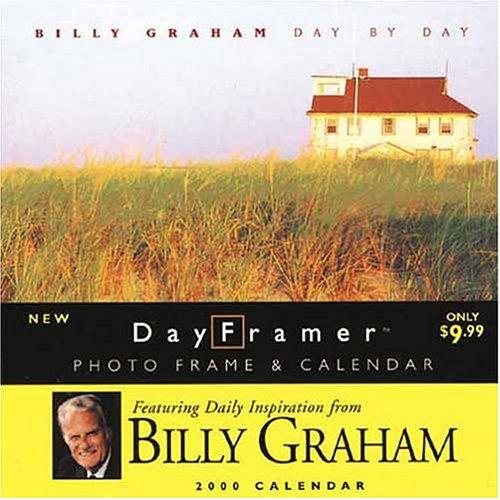 Day by Day With Billy Graham (DayFramer Calendars) by Graham, Billy