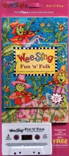 Wee Sing Fun and Folk book and cd by Susan Hagen Nipp