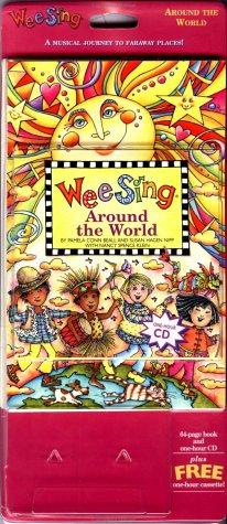 Wee Sing Around the World book and cd by Susan Hagen Nipp