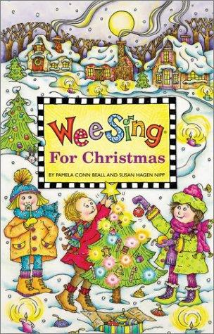 Wee Sing for Christmas book & cassette by Susan Hagen Nipp