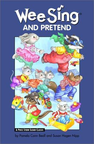 Wee Sing and Pretend book only by Susan Hagen Nipp