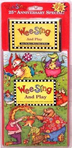 Wee Sing and Play book and cassette by Susan Hagen Nipp