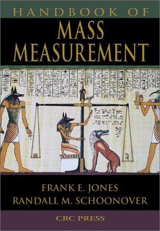 Handbook of mass measurement by