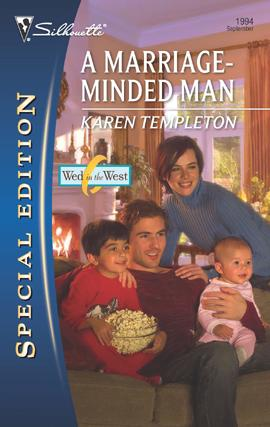 A Marriage-Minded Man by Karen Templeton