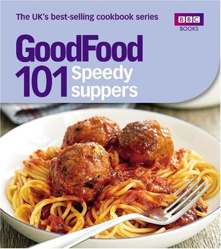 101 Speedy Suppers by Jane Hornby