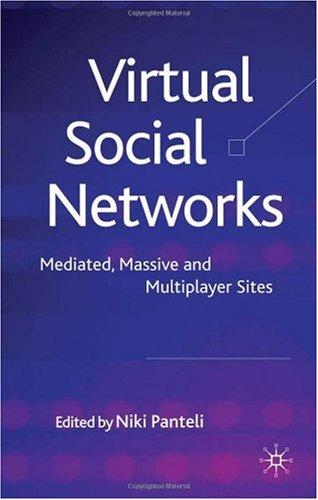 Virtual social networks by