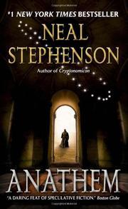 Anathem book cover
